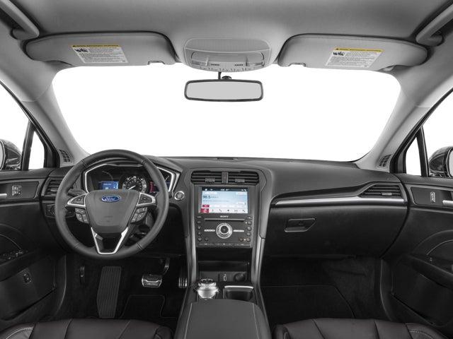2017 Ford Fusion Hybrid Anium Fwd In Mattoon Il Pilson