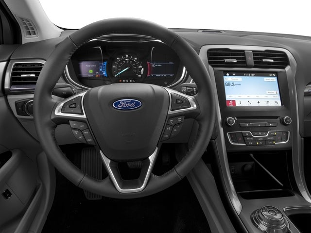 2018 Ford Fusion Hybrid Se Fwd In Mattoon Il Pilson