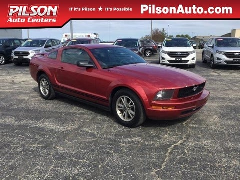 2005 Ford Mustang 2dr Cpe Deluxe In Mattoon Il Pilson