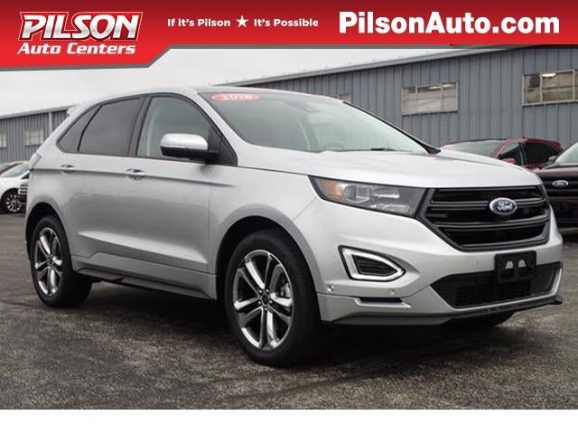 Ford Edge Sport Awd In Mattoon Il Pilson Ford